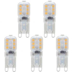 L'éclairage Chaud Ampoule Guide Philips L 5w Led Le Et De G9 2 WE9DIYH2